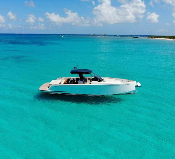 Pardo Yachts 43 Pardo 43