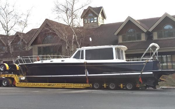 MJM Yachts 50z Downeast