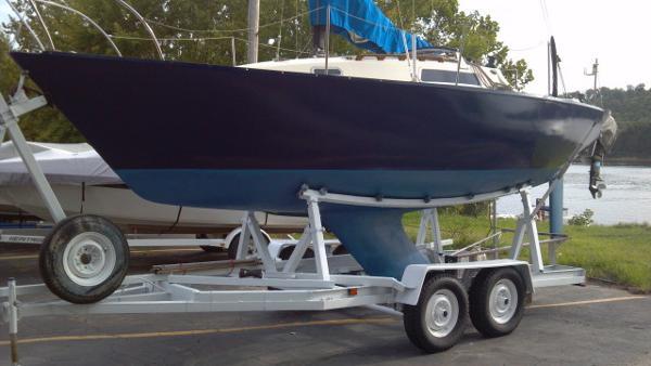 Clark Boats/san Juan San Juan 24