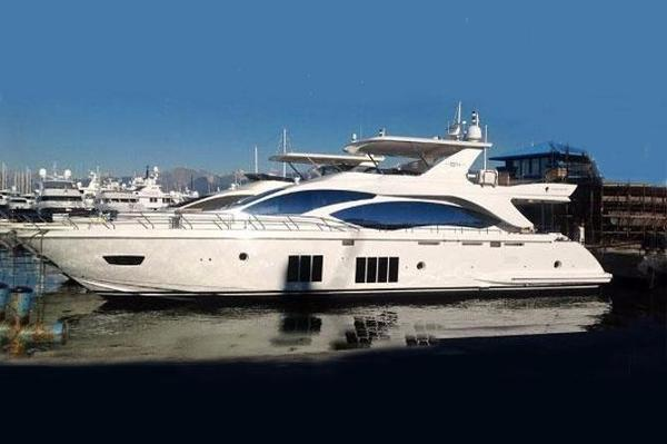 Azimut 84, MarineMax US Edition