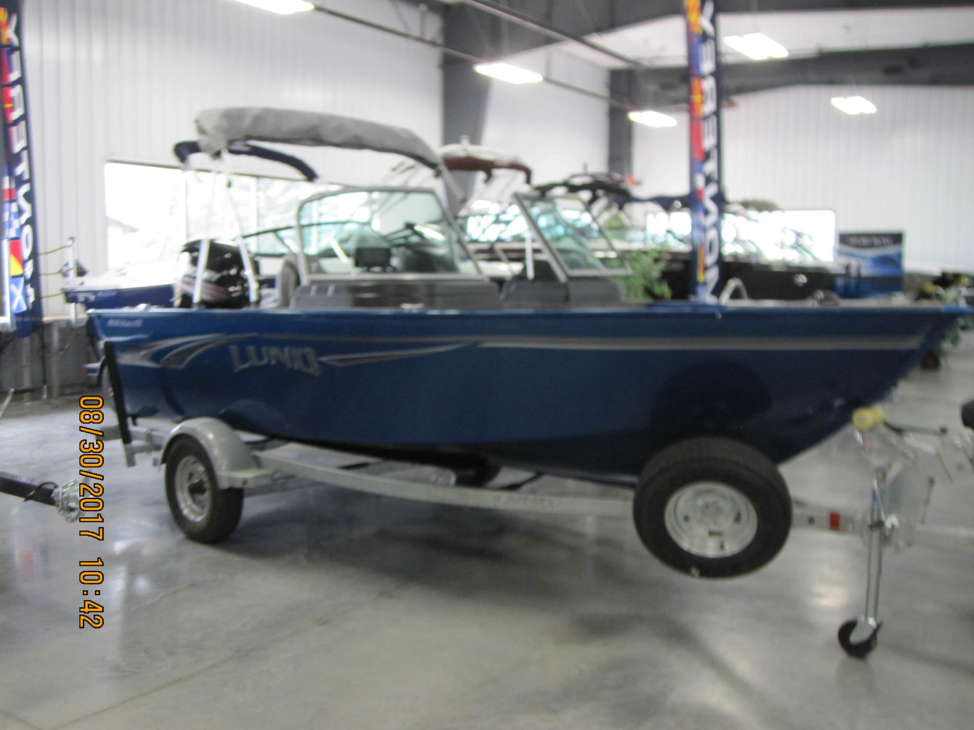 Lund 1650 Rebel XS Sport 2018 Aluminum Lund Fishing Boat for Sale