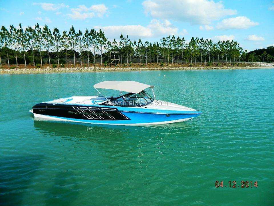 Nautique 200 Closed Bow