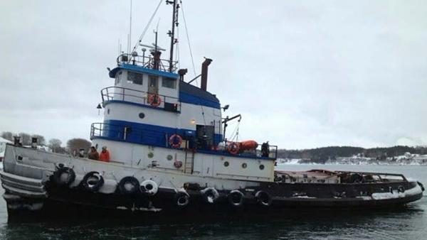 Commercial 29.8m x 9m Tug Ice Class