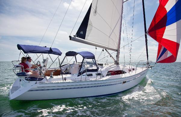 Catalina 385 Photo courtesy of Catalina Yachts