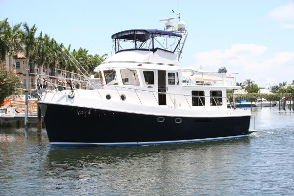 American Tug 41 Flybridge Port Profile
