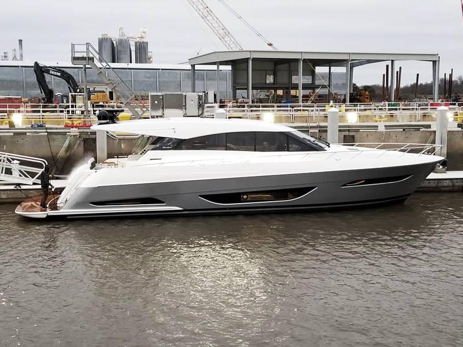 Maritimo X60 - Located in FL
