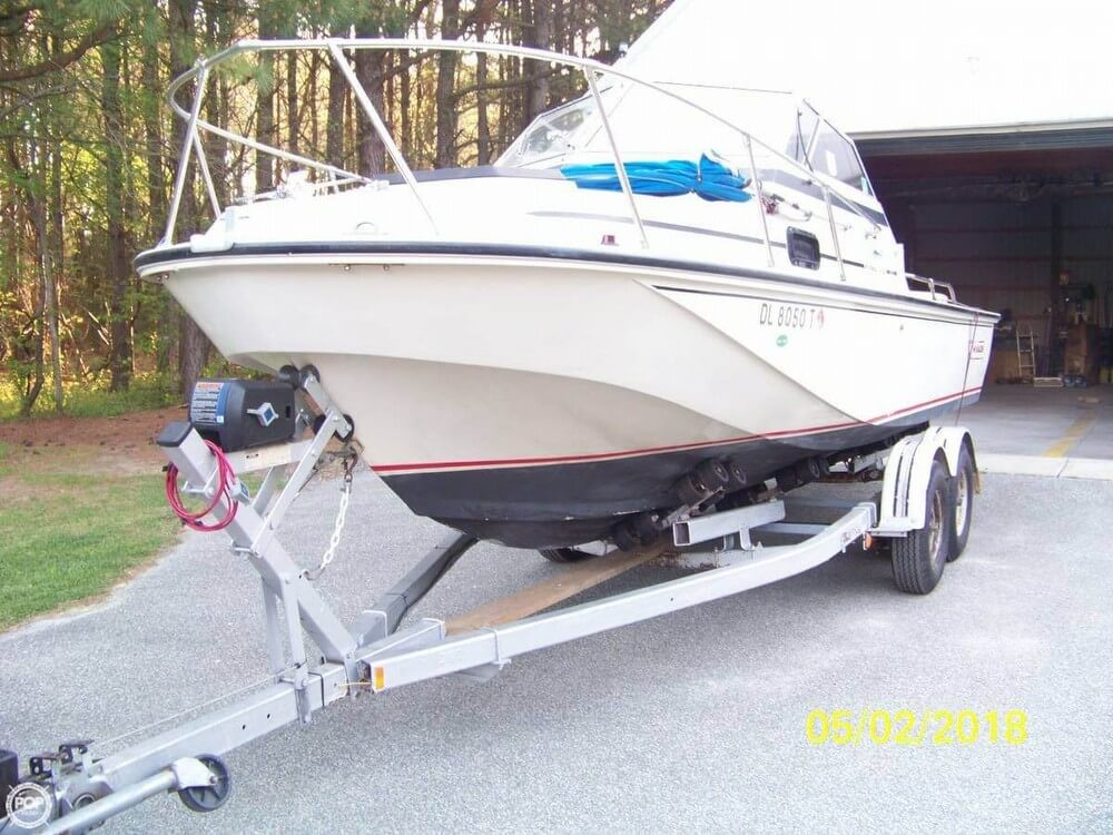 Boston Whaler 22 1982 Boston Whaler 22 for sale in Millsboro, DE