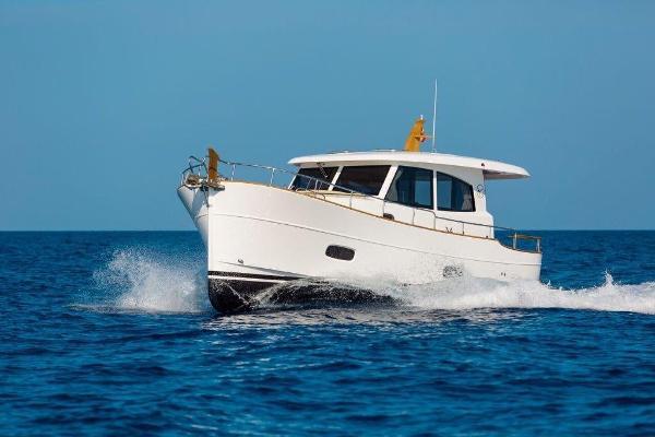 Sasga Yachts Minorchino 34