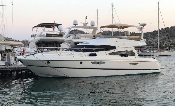 Cranchi Atlantique 50