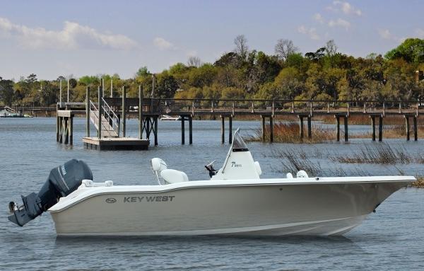Key West 219 FS Manufacturer Provided Image