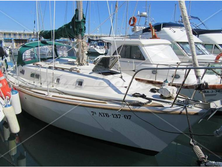 Westerly Marine construction limited Westerly Konsort 29