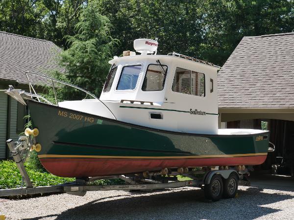 Eastern, Seaway Coastal DE Explorer Cabin, diesel