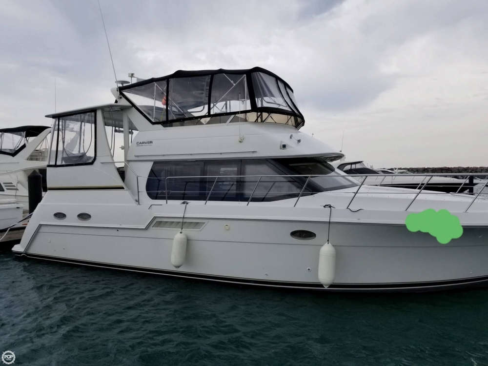 Carver 406 Aft Cabin 1999 Carver 406 Motor Yacht for sale in Chicago, IL