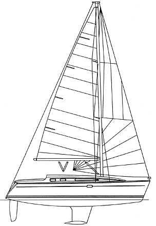 Jeanneau Sun Odyssey 34.2 Manufacturer Provided Image