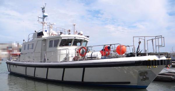 Patrol boat - Twin screw Patrol boat - Twin screw