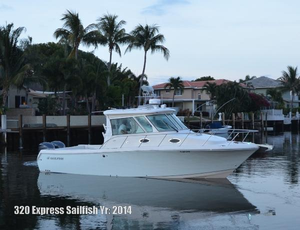 Sailfish 320 Express 320-Express-Sailfish-2014
