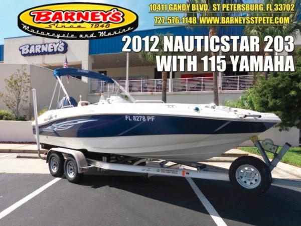 Nautic Star 203 SC