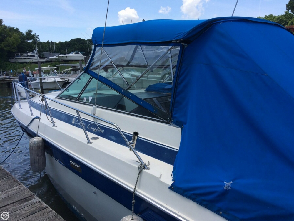 Chris-Craft 336 Commander 1984 Chris-Craft 336 Commander for sale in Essex, MD