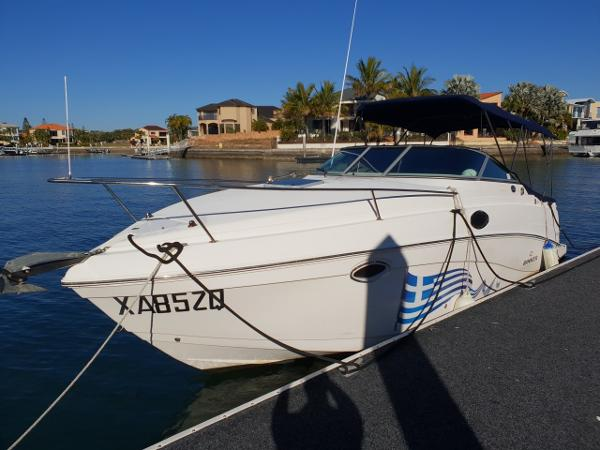 Rinker 250 Express Cruiser