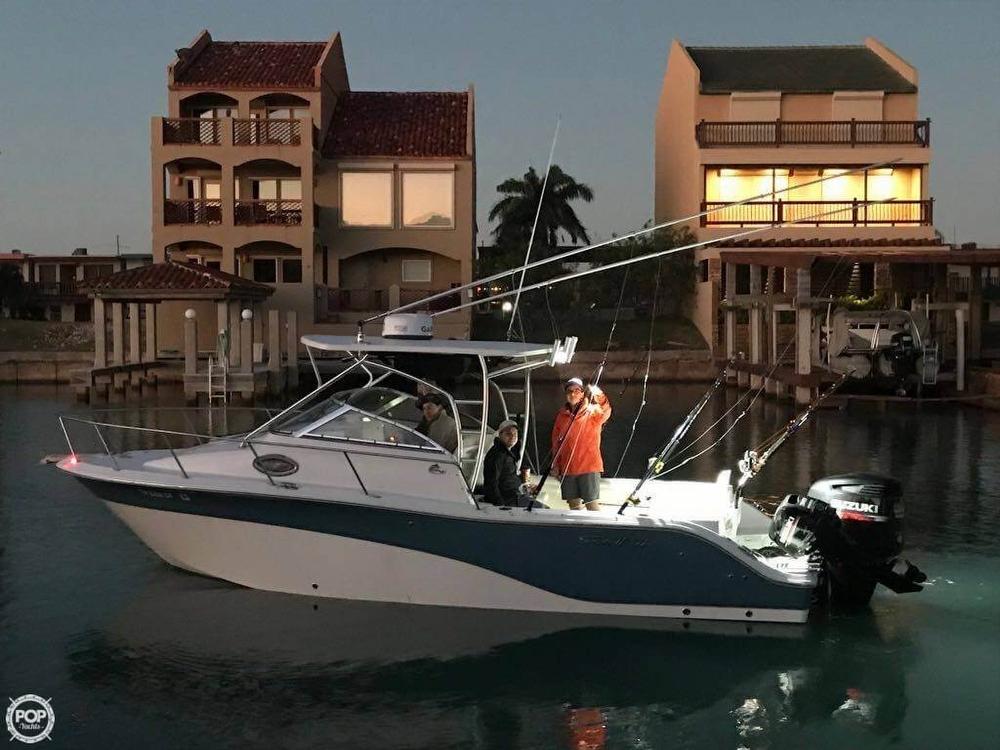 Sea Fox 256 Walkaround 2008 Sea Fox 25 for sale in Port Isabel, TX