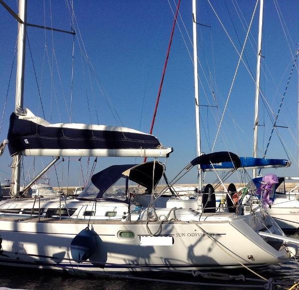 Jeanneau America Sun Odyssey 49