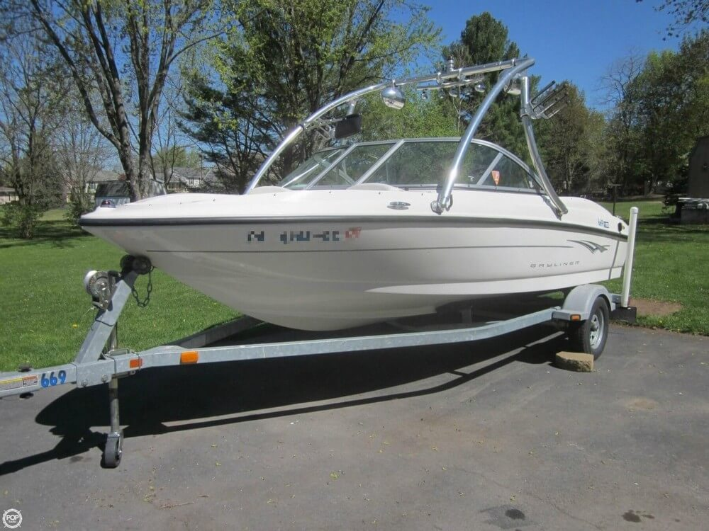 Bayliner 175 Bowrider 2009 Bayliner 175 BR for sale in Gettysburg, PA