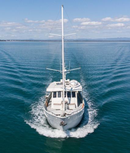 Trawler Anderton 52