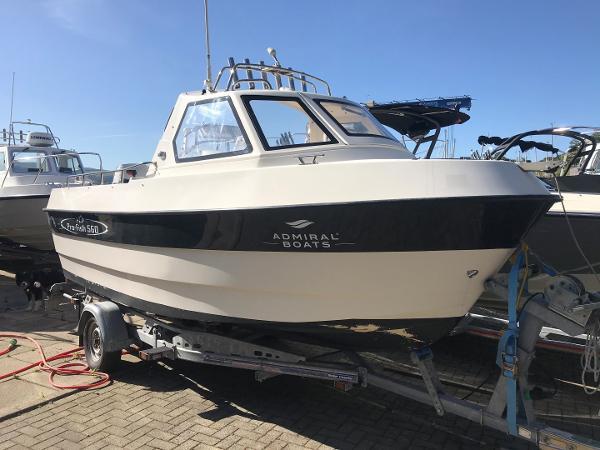 Admiral Pro Fish 560