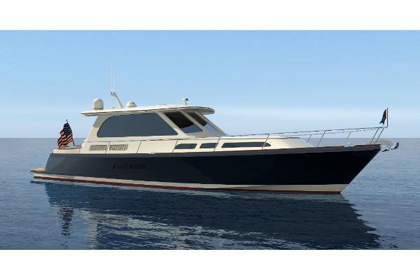 Hunt Yachts 54