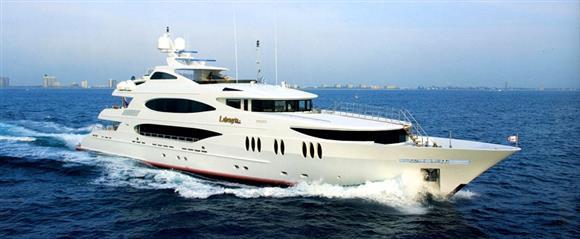 Trinity Yachts CUSTOM