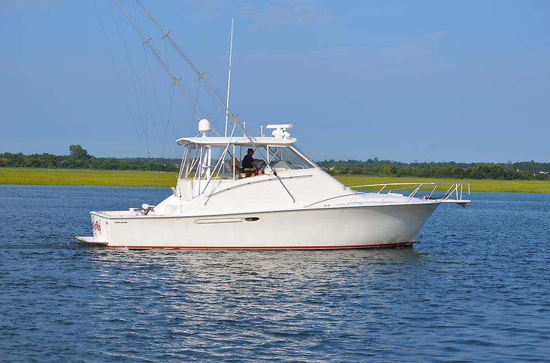 Ocean Yachts 40 Express