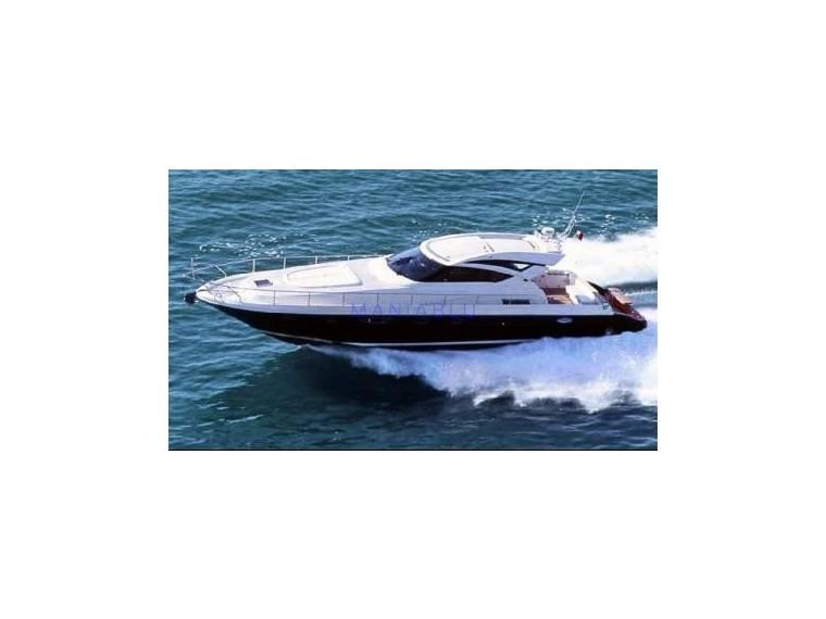 Cayman Yachts Cayman Yachts Cayman 52 WA HT