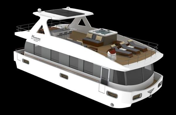 Nordic Ocean Craft Catamaran 50 Hausboot