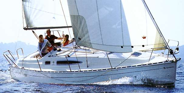Jeanneau Sun Odyssey 29.2 Manufacturer Provided Image