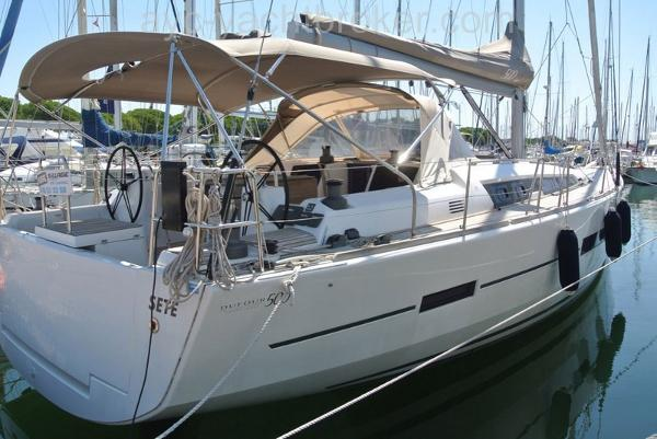 Dufour 500 Grand Large AYC - Dufour 500 Grand Large