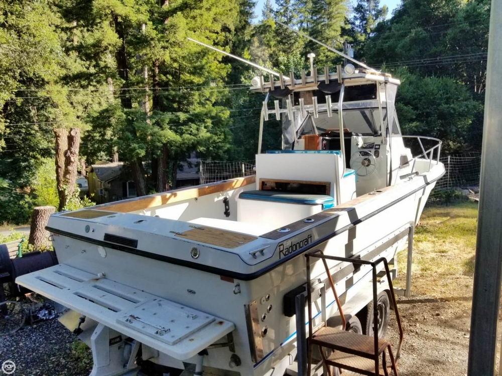 Radon 22 1990 Radon 22 for sale in Boulder Creek, CA