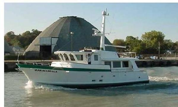Kanter Trans Oceanic Pilothouse