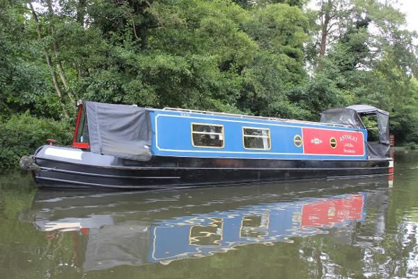 Narrowboat 40' G & J Reeves Cruiser Stern 40ft Narrowboat