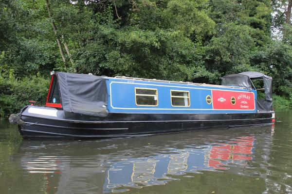 Narrowboat 40' G & J Reeves Cruiser