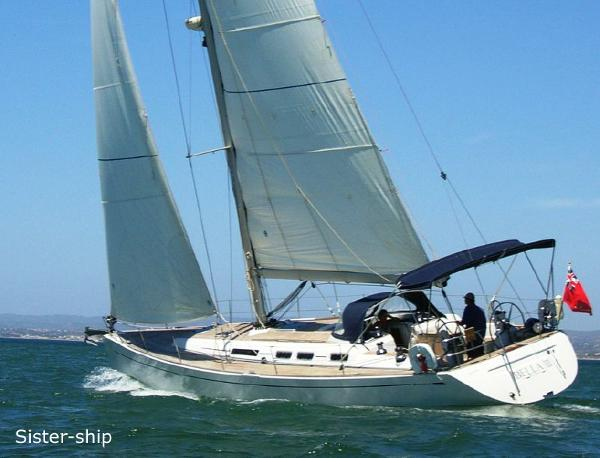 Grand Soleil 50 Grand Soleil 50 - sailing catalogue photo