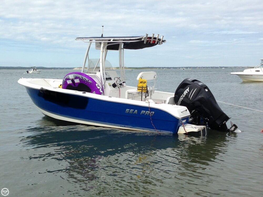 Sea Pro 20 CC 2008 Sea Pro 20 CC for sale in East Moriches, NY