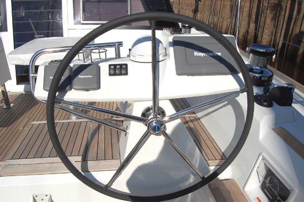 Sense 50's Starboard Helm(sistership)