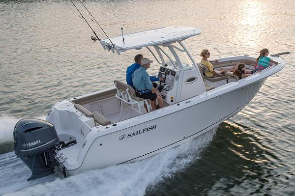 Sailfish 241 CC Manufacturer Provided Image