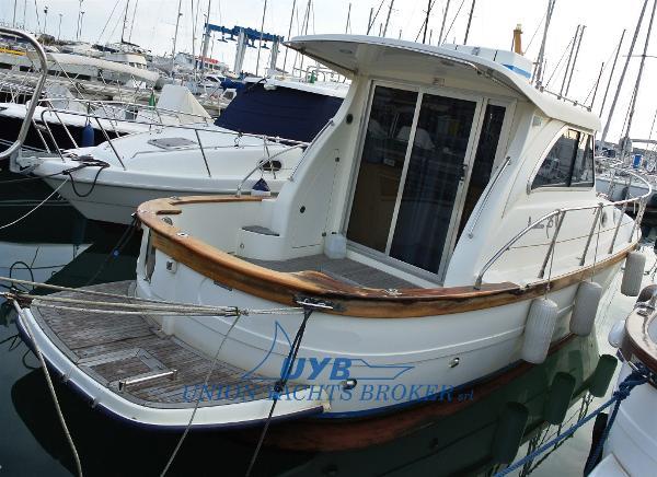 Custom Cantieri Navali Sciallino S25/L 001