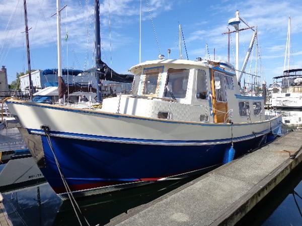 32 ft Eagle Trawler Eagle