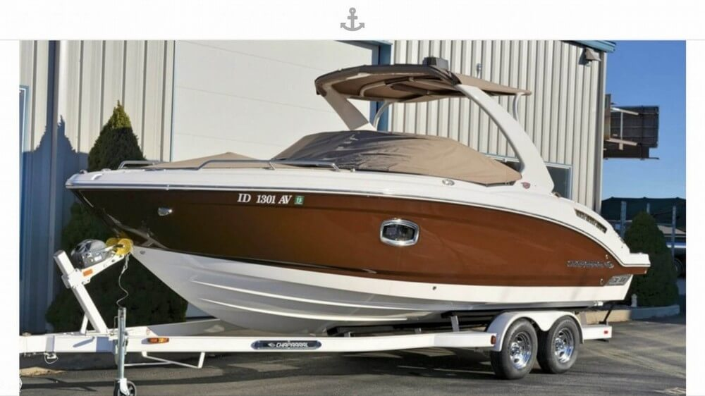 Chaparral 257 SSX 2013 Chaparral 26 for sale in Spokane, WA