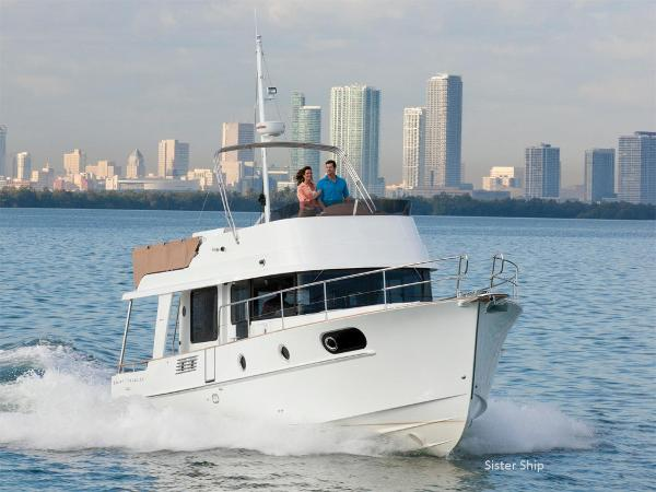 Beneteau Swift Trawler 44 AYC Yachtbroker - Swift Trawler 44