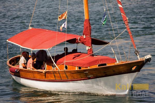 Custom NAVIBAC Pointu Marseillais LA_BELL_FLAMANDE_84
