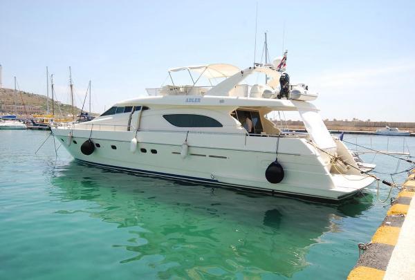 Ferretti Yachts 720 FERRETTI720 REFITT12