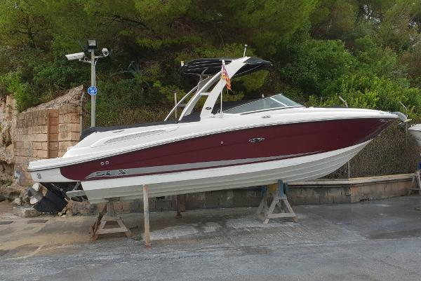 Sea Ray 250 Select EX
